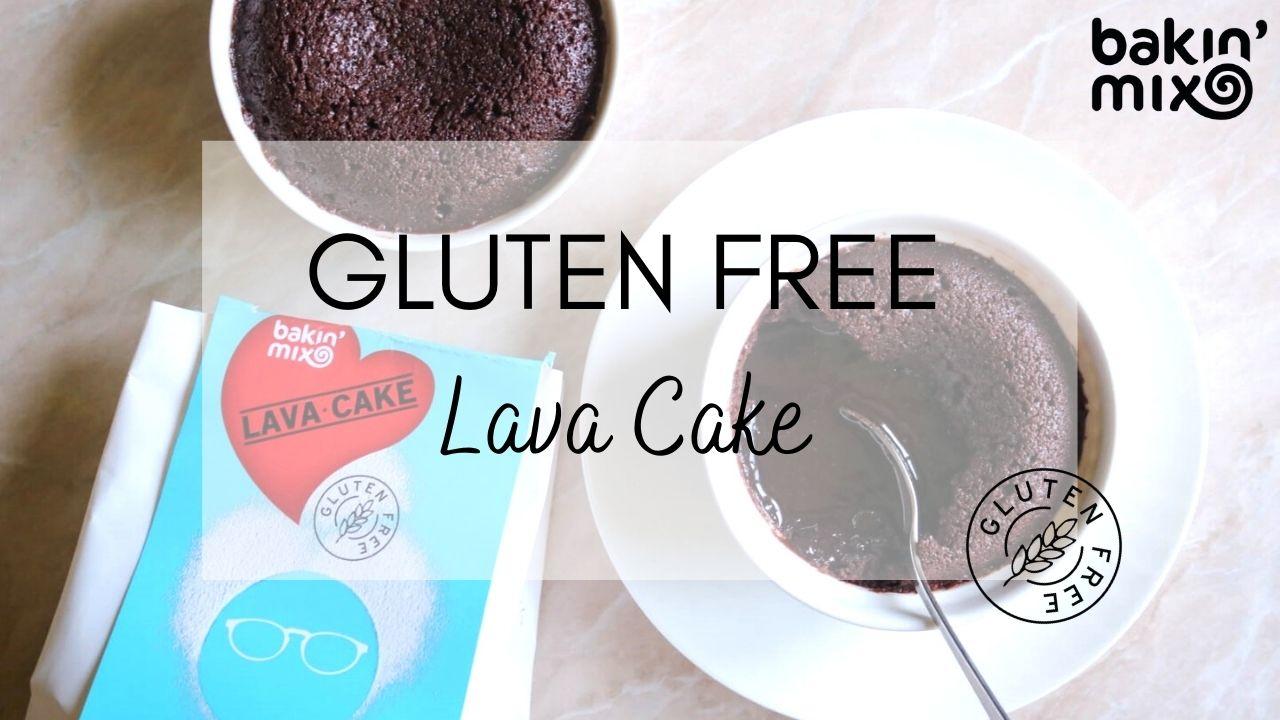 Bakin mix lava cake