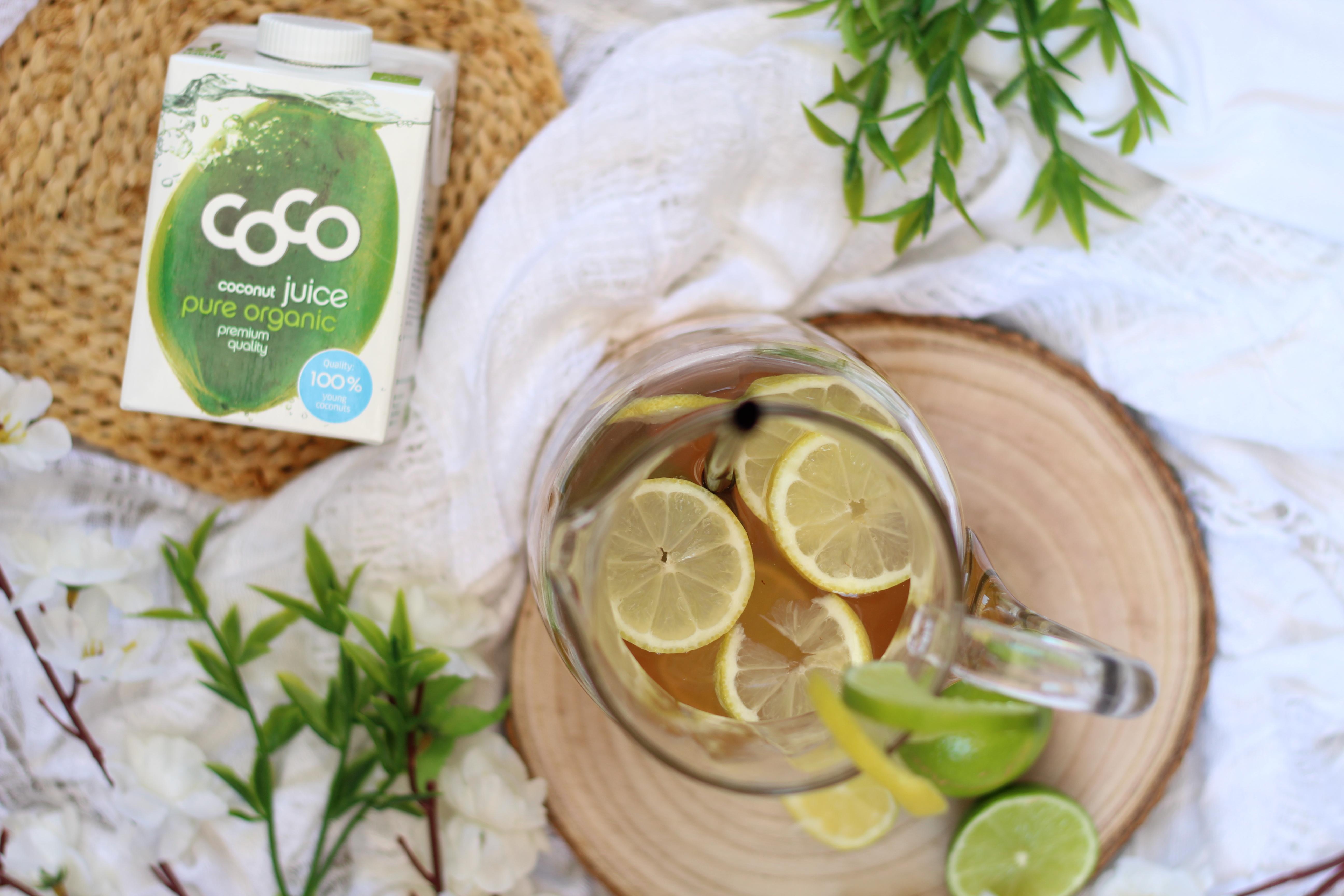 coco juice recept