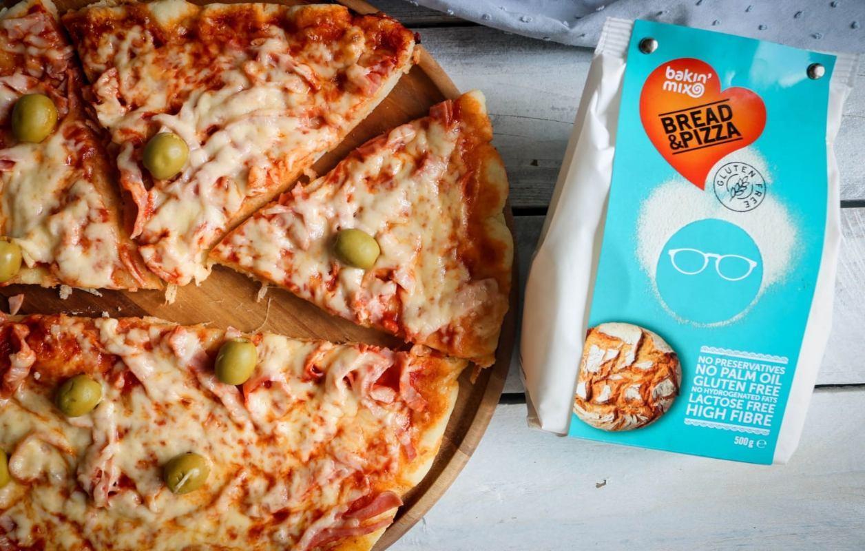 Gluten free PIZZA: Jednostavan recept