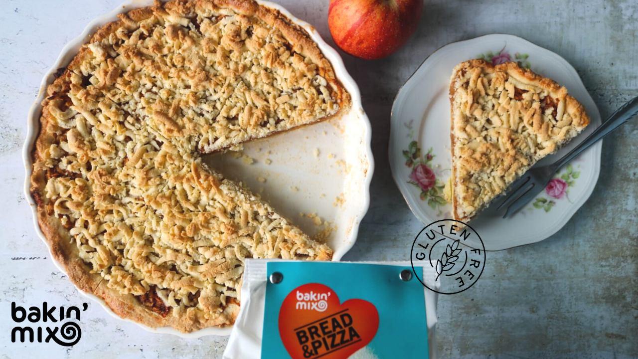 Bez glutena: Pita od jabuka!